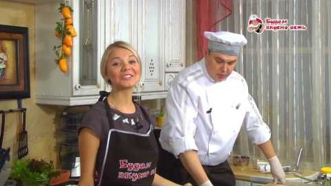 Александр Баранов, шеф-повар Триумф Отеля